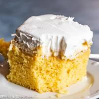 Pineapple Cream Cake square image
