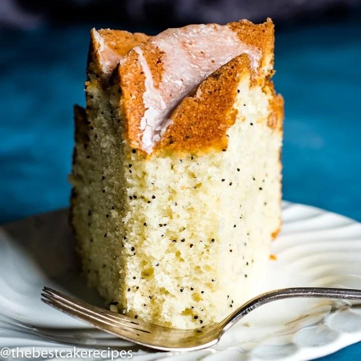 Poppy Seed Bundt Cake square image