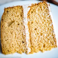 piece of Cinnamon Layer Cake Recipe
