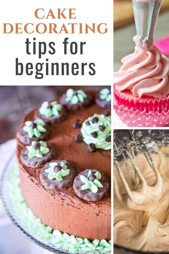 Cake Tips for Beginners title image