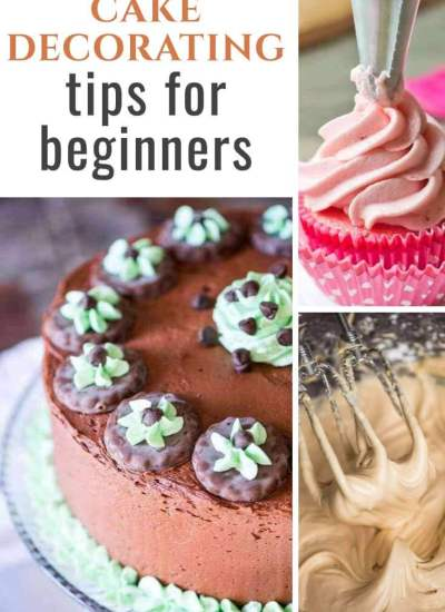 Cake Tips for Beginners
