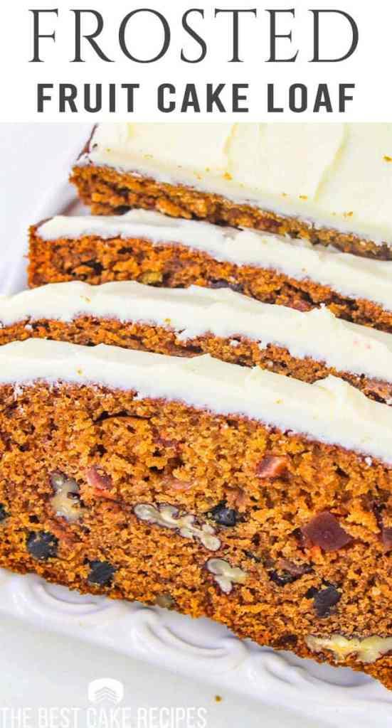fruit cake loaf title image