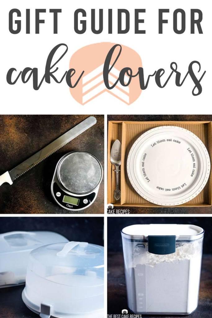 gift guide for cake lovers