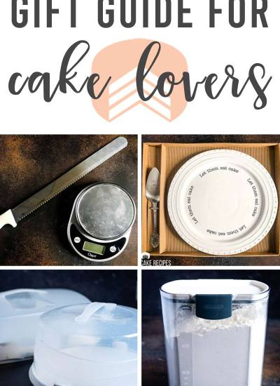 On the hunt for the perfect present for the baker in your life? If you're shopping for someone who's already a serious baker, or a friend who is hoping to take their baking to the next level, you can't go wrong with these gifts.