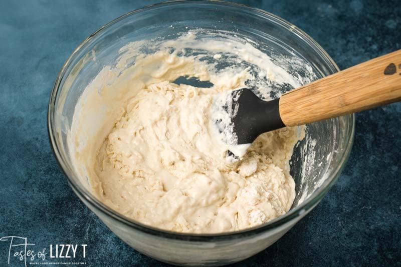 sourdough starter for cake