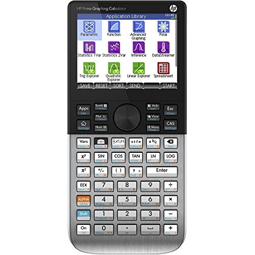 HP Prime Graphing Calculator, one of the best best calculator for statistics