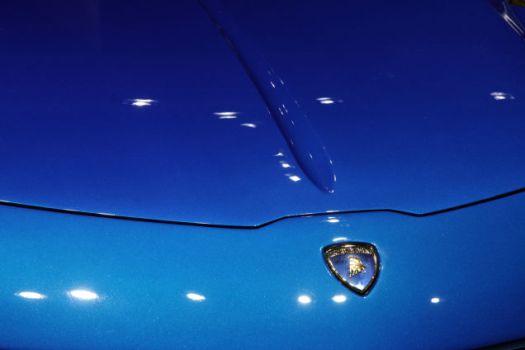 Lamborghini Asterion - hood