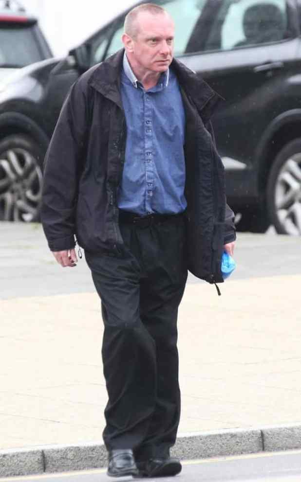 Norman Wilson was given a 10-week suspended jail sentence CREDIT: EDDIE MITCHELL
