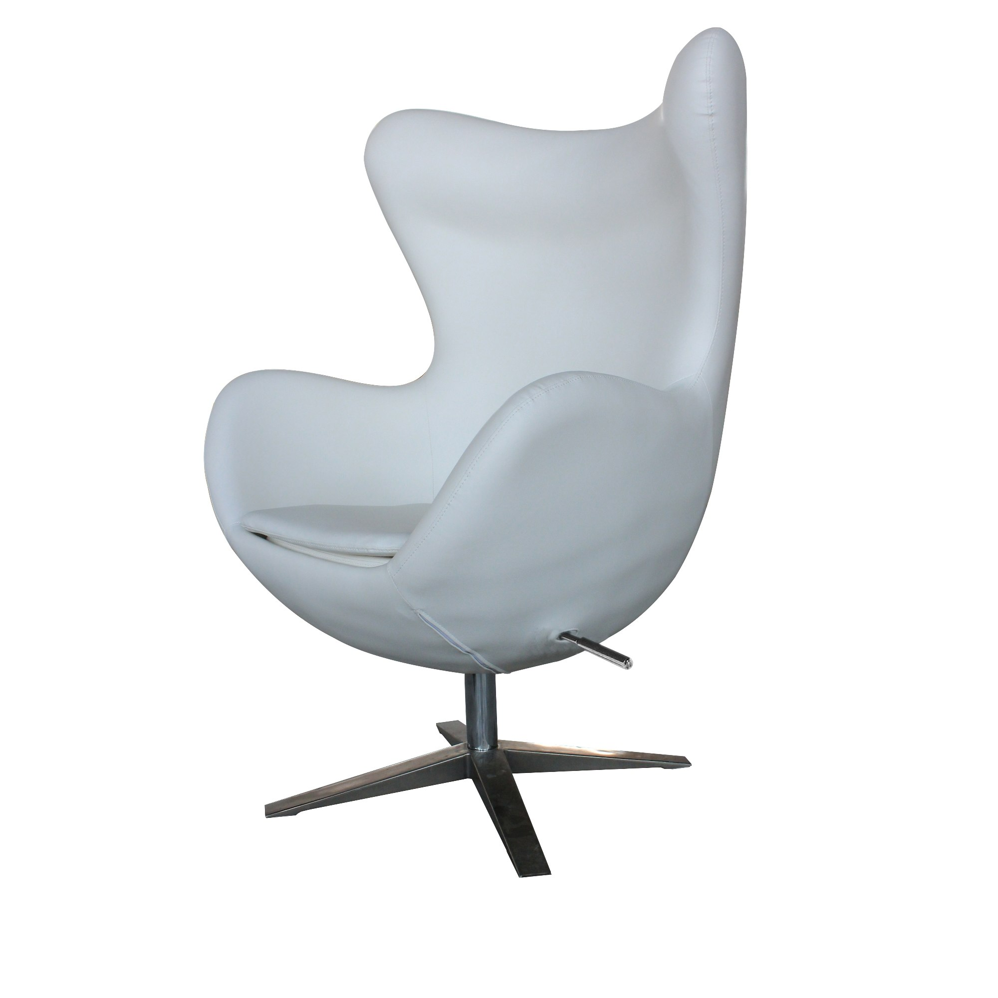 White Leather Egg Chair Arne Jacobsen Egg Chair Replica Sale The Best Christmas