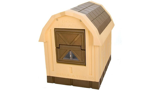ASL Insulated Dog House