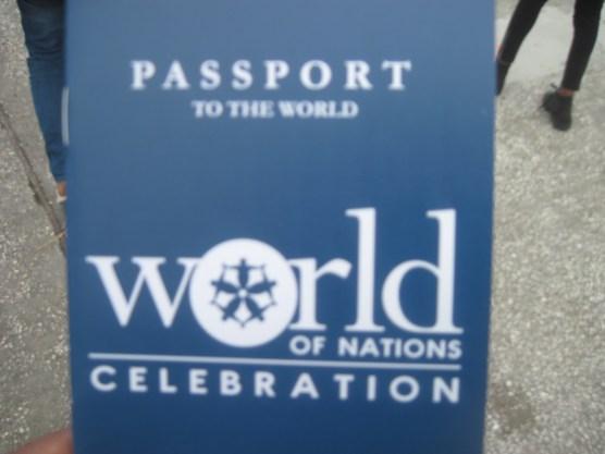My Passport of the World