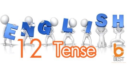 12 tense english