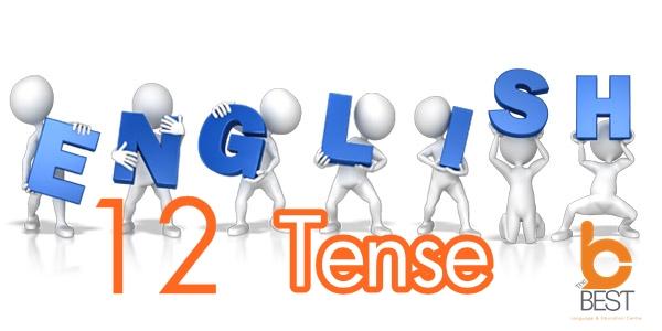 12 English tense ไวยากรณ์ภาษาอังกฤษ