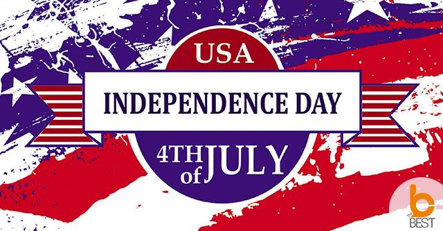 วันชาติสหรัฐอเมริกา 4 กรกฏาคม (Independence Day)