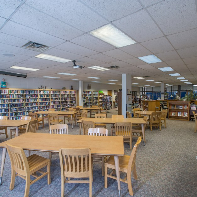 WLHS library