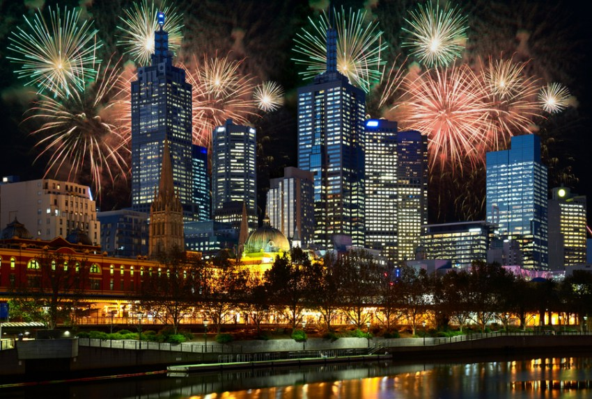 Melbourne-New-Year-Eve-Fireworks