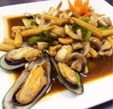 Arlington-Seafood
