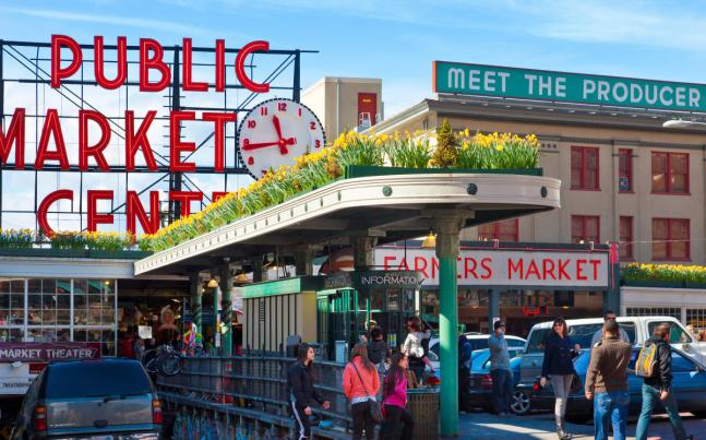8.4.1 Pike Place Market