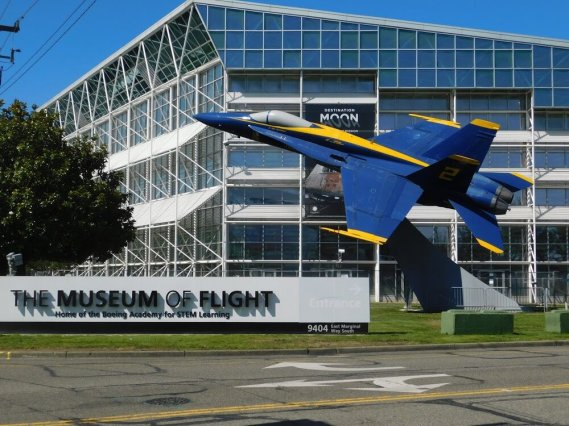 8.5.2 The Museum of Flight