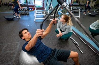 Lake Washington Institute of Technology - Fitness FTNS 220