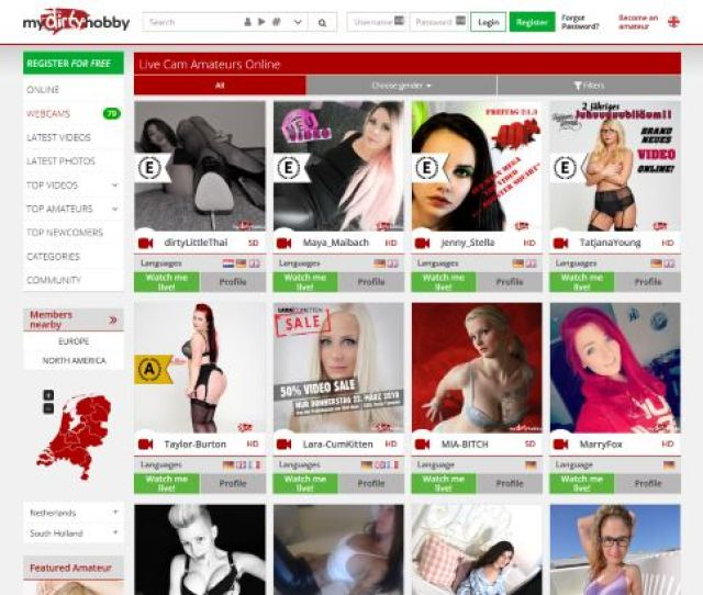 This Is The Largest German Adult Social Networking Site And It Lets You Share Intimate Videos Chat With Other Like Minded People In Private And Allows You