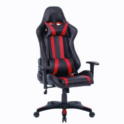 Gaming Chairs Pc Swivel Bar With Backs Giantex Executive Racing Style Chair