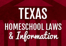 Homeschooling in Texas