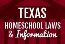 Homeschooling in Texas