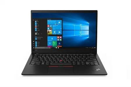 ThinkPad X1 Carbon14型(薄型・軽量モバイルノート4K液晶・LTE搭載プレミアムパッケージ )