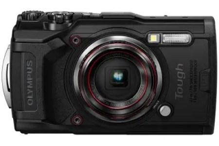 コンパクトデジタルカメラ Tough TG-6 BLK(ブラック)