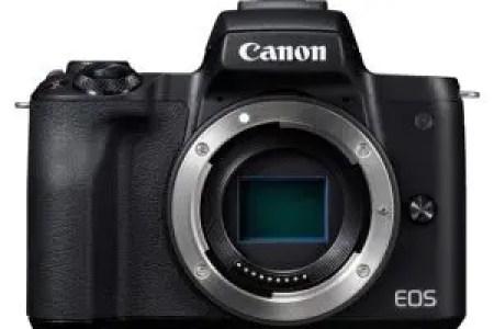 キヤノンミラーレスカメラ(EOS Kiss M・ボディー ・ブラック)