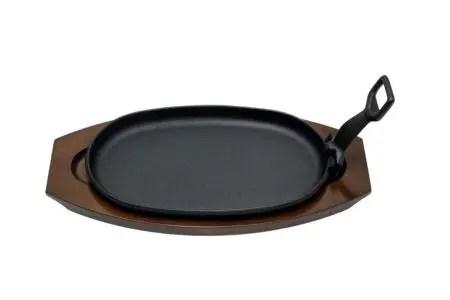南部鉄器 最高級和牛を焼くためのステーキ皿