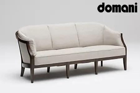 [カリモク家具:ドマーニ]ソファー3P 【WHA613モデル】