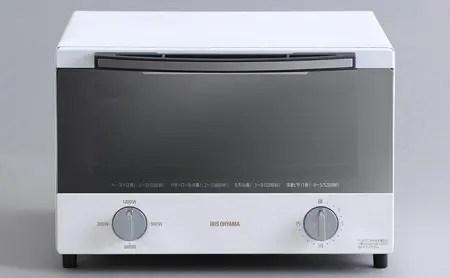 スチームオーブントースター 4枚焼き SOT-012-W