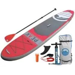 Peak 10'6″ iSUP by Isle Surf and Sport