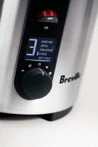 Breville bje510xl control panel