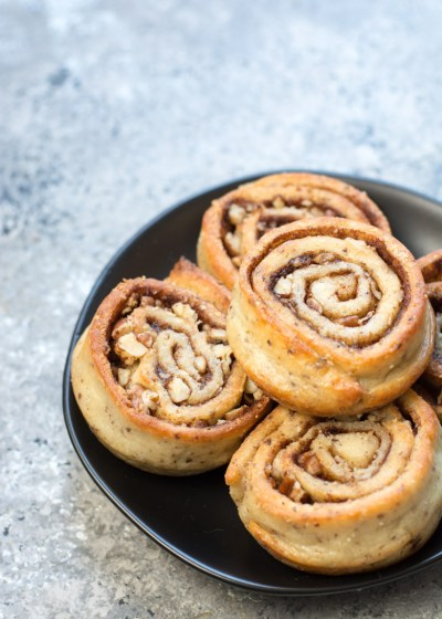 Easy Keto Cinnamon Rolls you'd never guess are low carb. Just 2 net carbs per roll! #keto