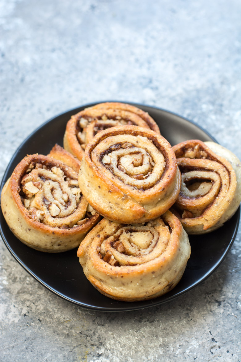 Easy Keto Cinnamon Rolls you'd never guess are low carb. Just 2 net carbs per roll!