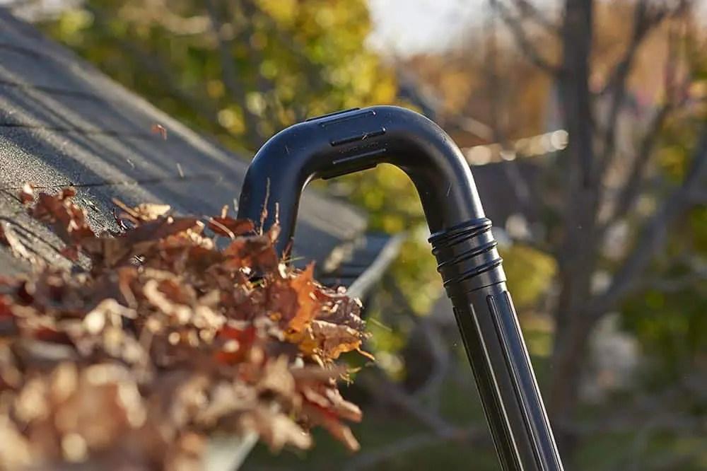 Echo ES 255 254cc Easy Starting Leaf Vacuum Leaf Blower 32800