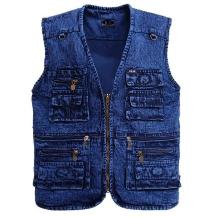 Men breathable outdoor Vest