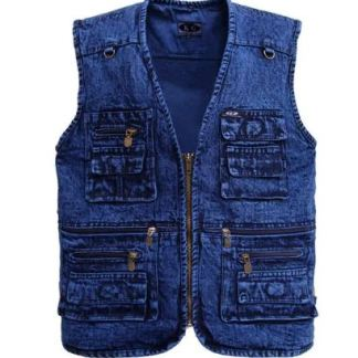 Men breathable outdoor Vest