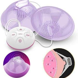 Massager Breast Chest Stimulator Enhancer Toys Women