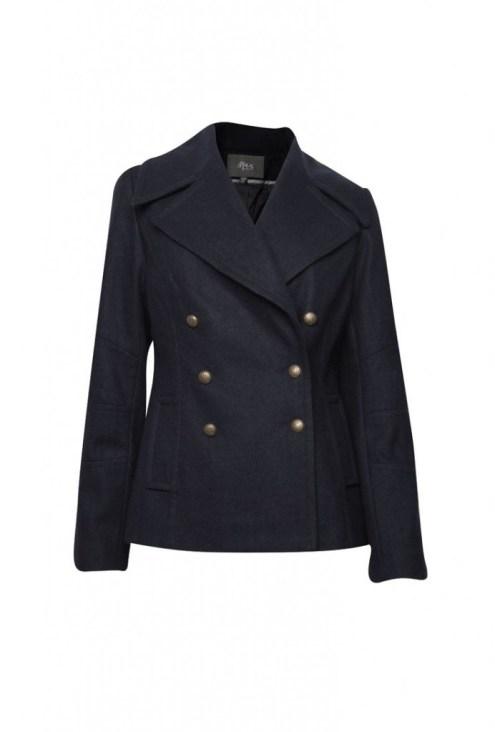 Max Pea Coat