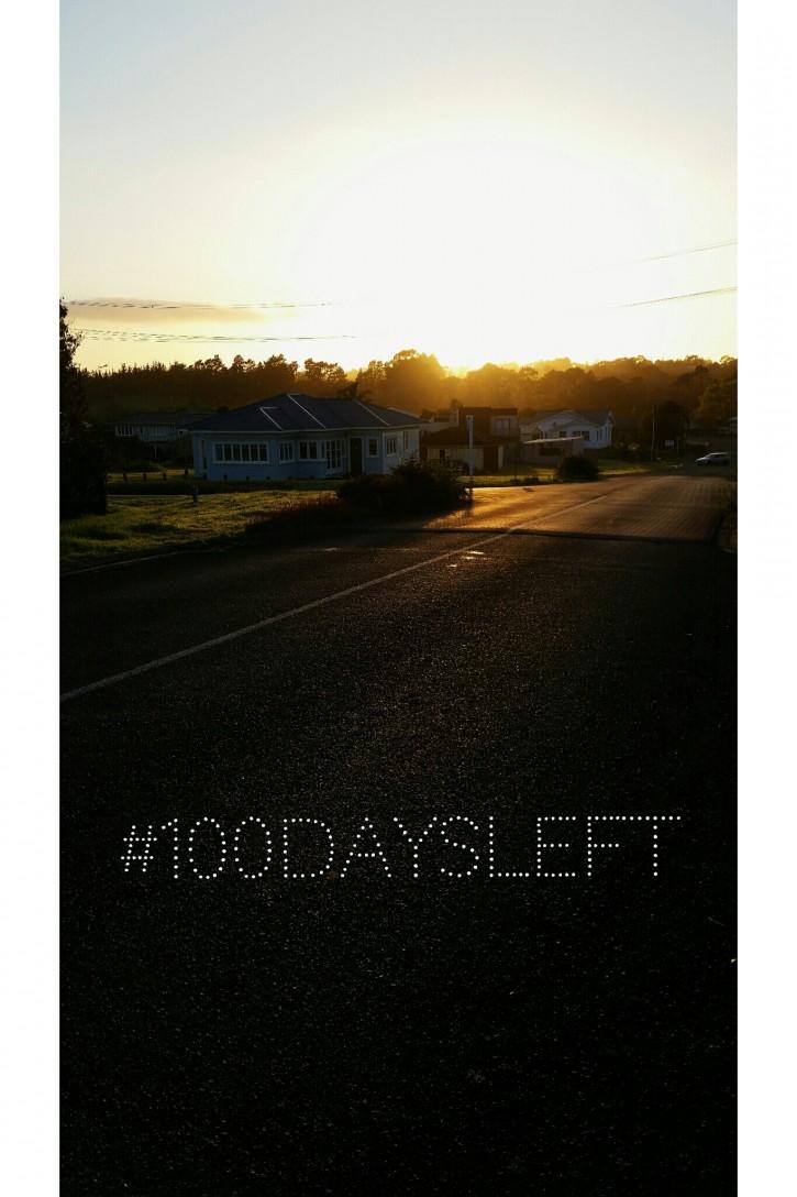100 Days Left