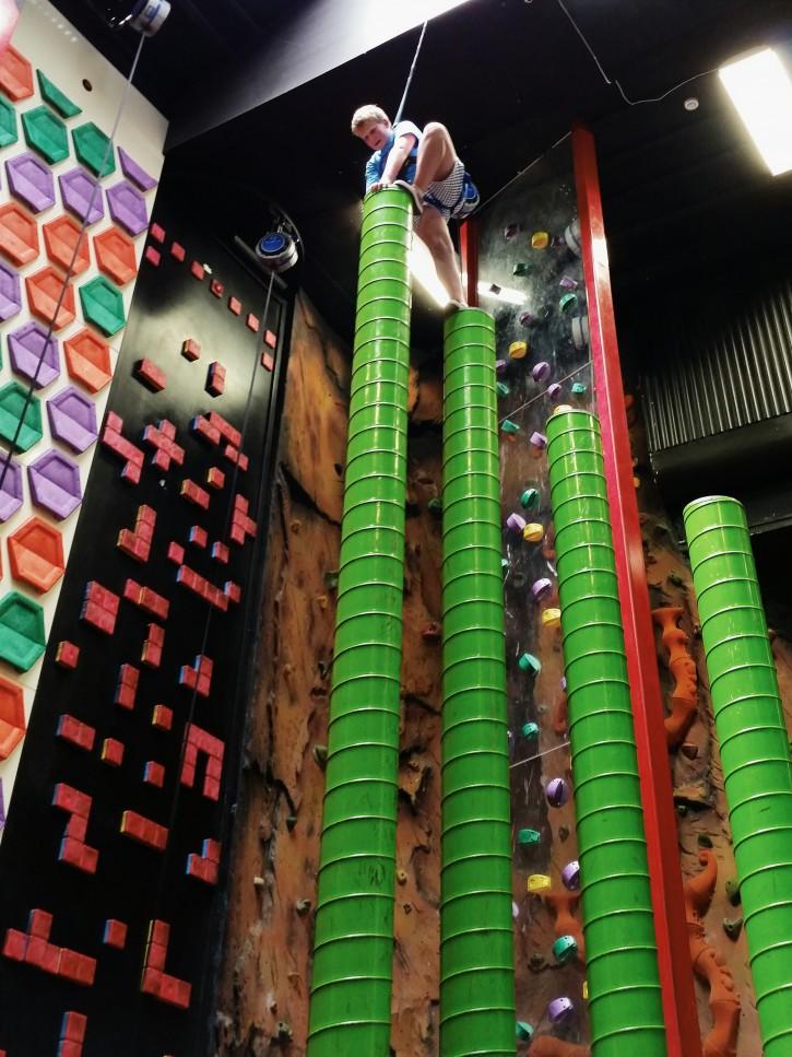 Indoor Climbing Auckland