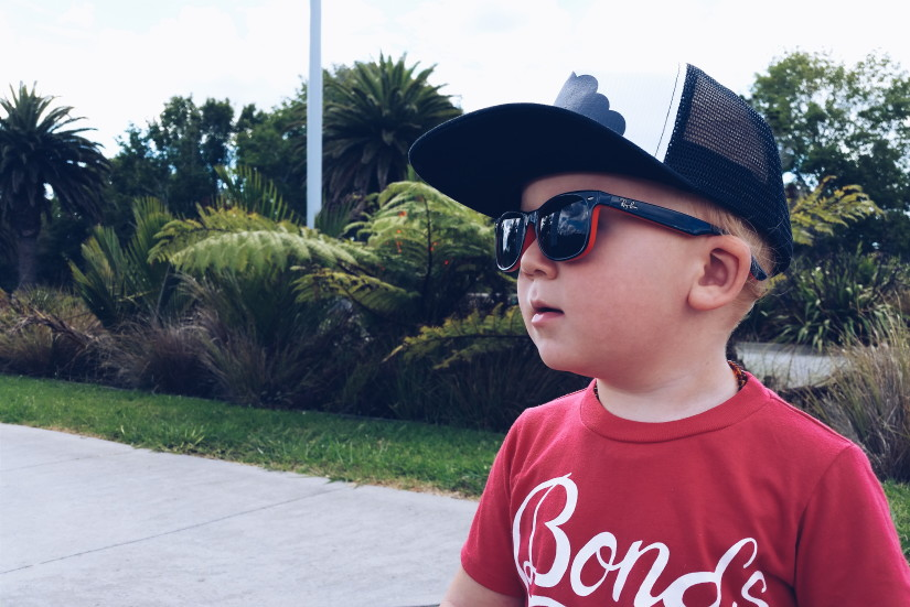 Toddler Ray-Ban Sunglasses from OPSM