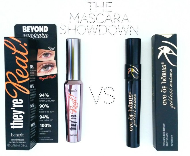 Best Mascara Benefit or Eye of Horus NZ Beauty Blog