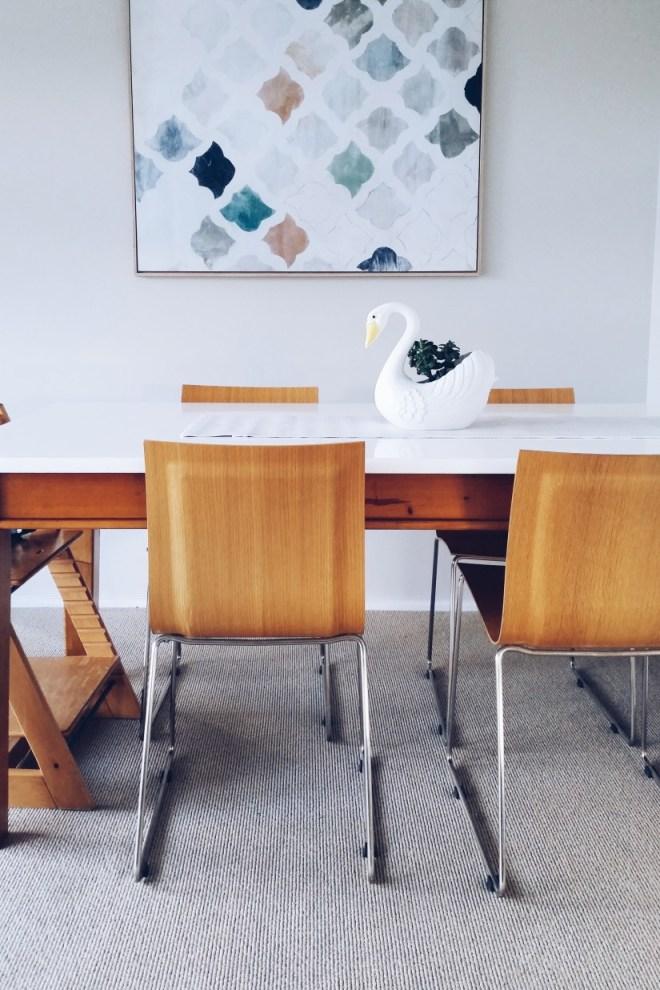 Dining Table Refinish DIY NZ Blog
