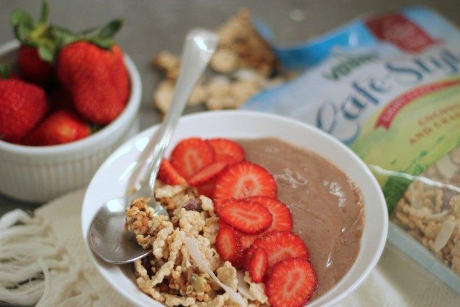 Top Mummy Blog new Zealand Top Breakfast