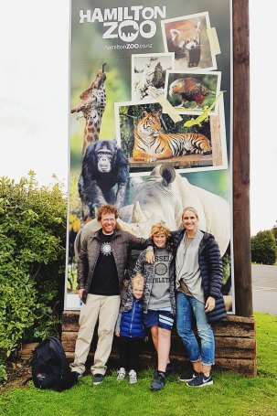 New Zealand's Top Mummy Blogger Parenting Hamilton Zoo TRavel Blog